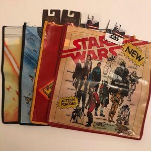 Disney Star Wars Reusable Shopping Tote Bags